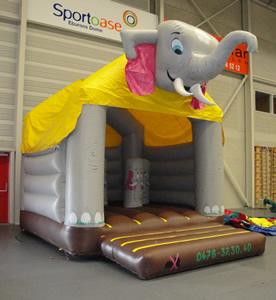 Springkasteel 'olifant'